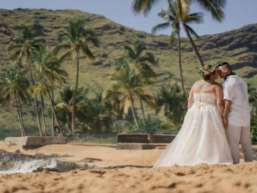 Getting Married in Hawaii : Tips for your Wedding Day!