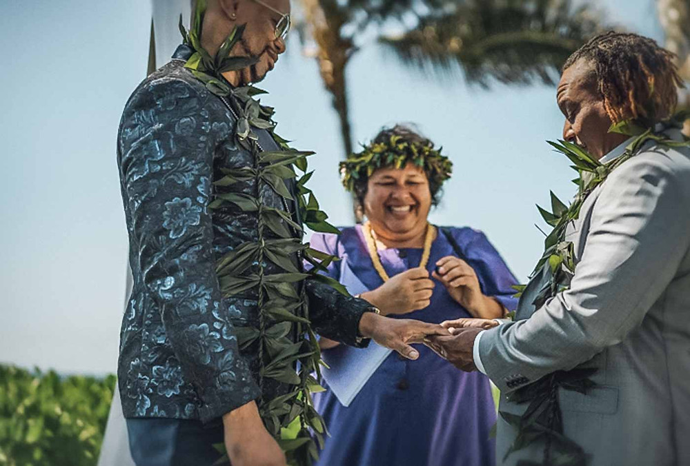 gay hawaii wedding photographer