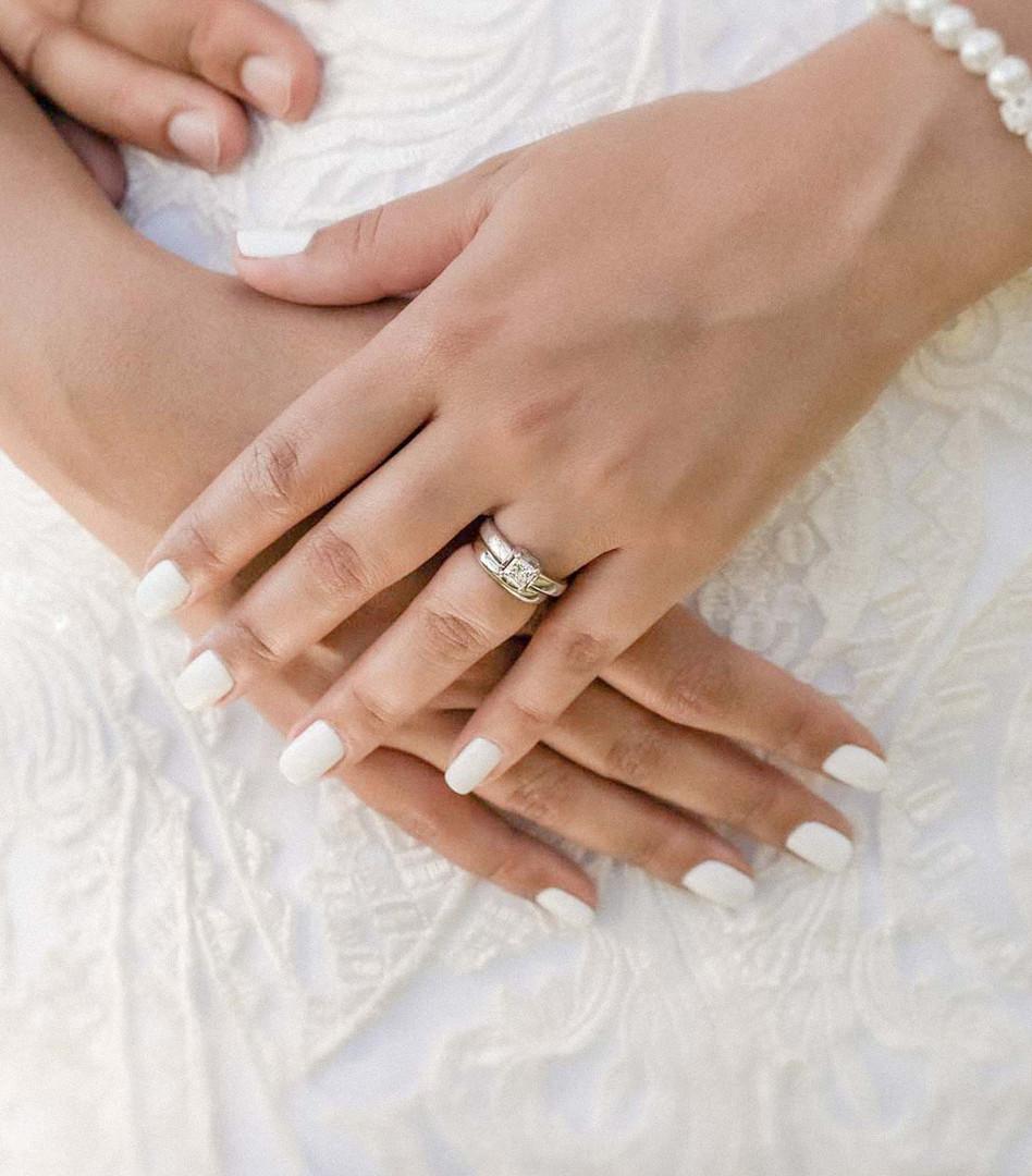 Elegant Wedding Details in Hawaii