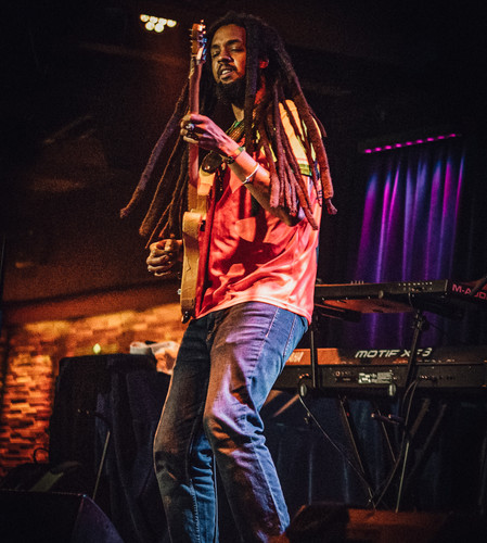 The Wailers perform at Blue Note Hawaii