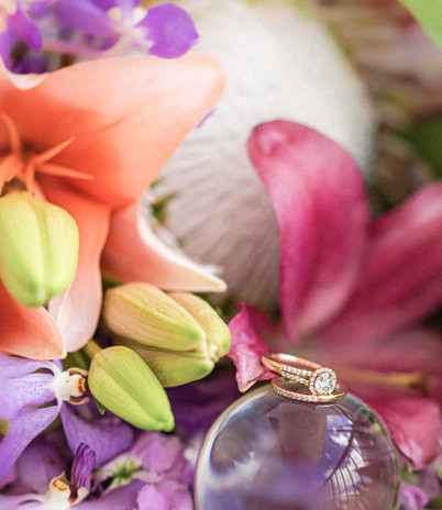 Engagement rings in Hawaii