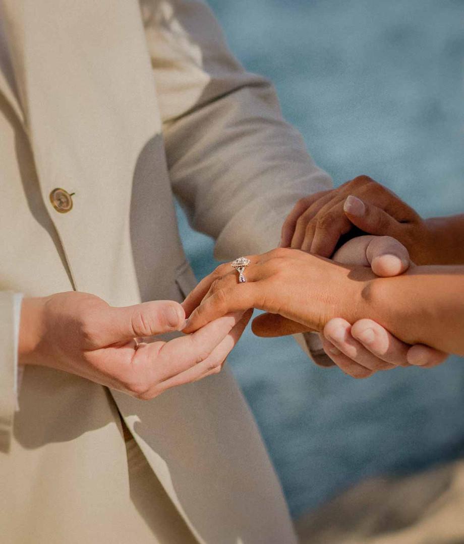 Engagement Ring Details