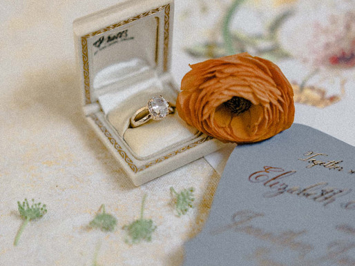 Why your wedding details matter