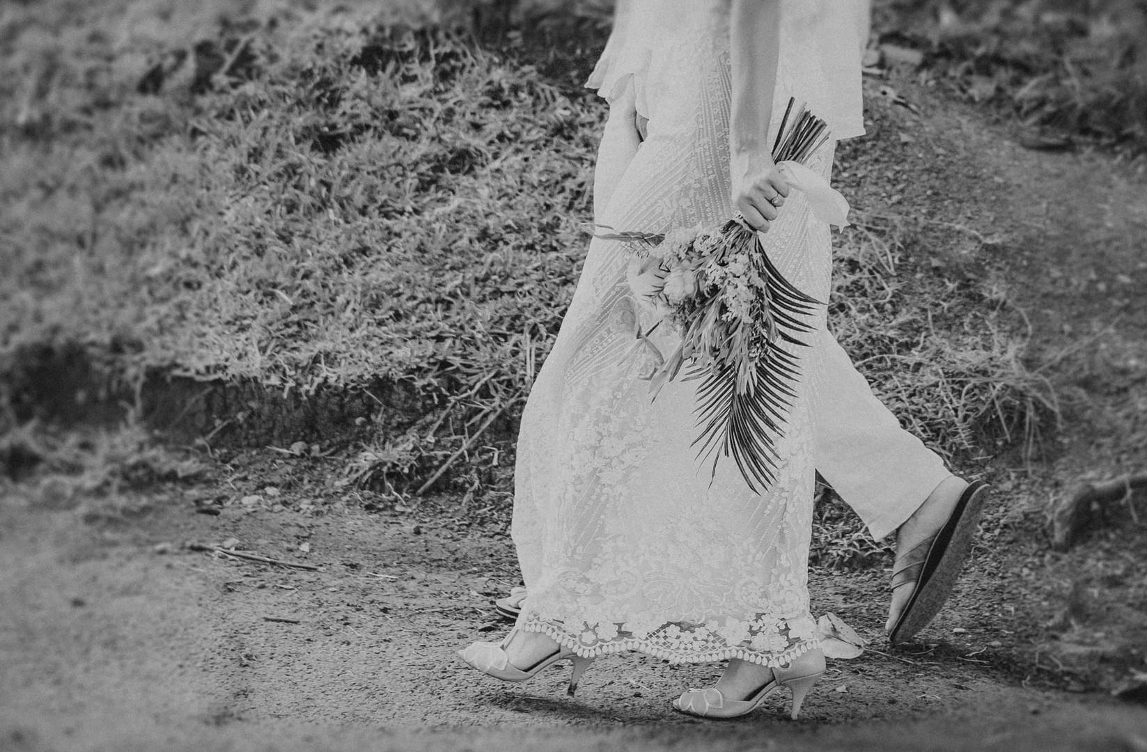Wedding Film Photography in Hawaii