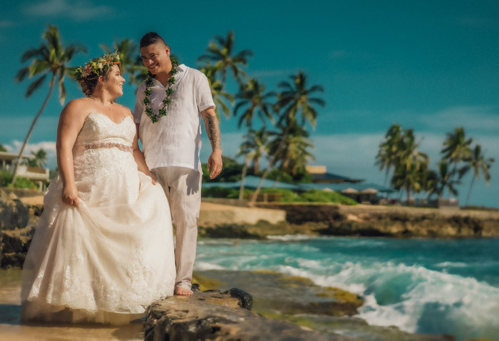 Big Island Wedding photographer Kona