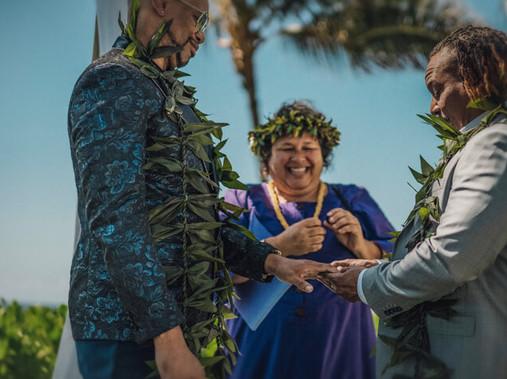 Gay Weddings in Hawaii