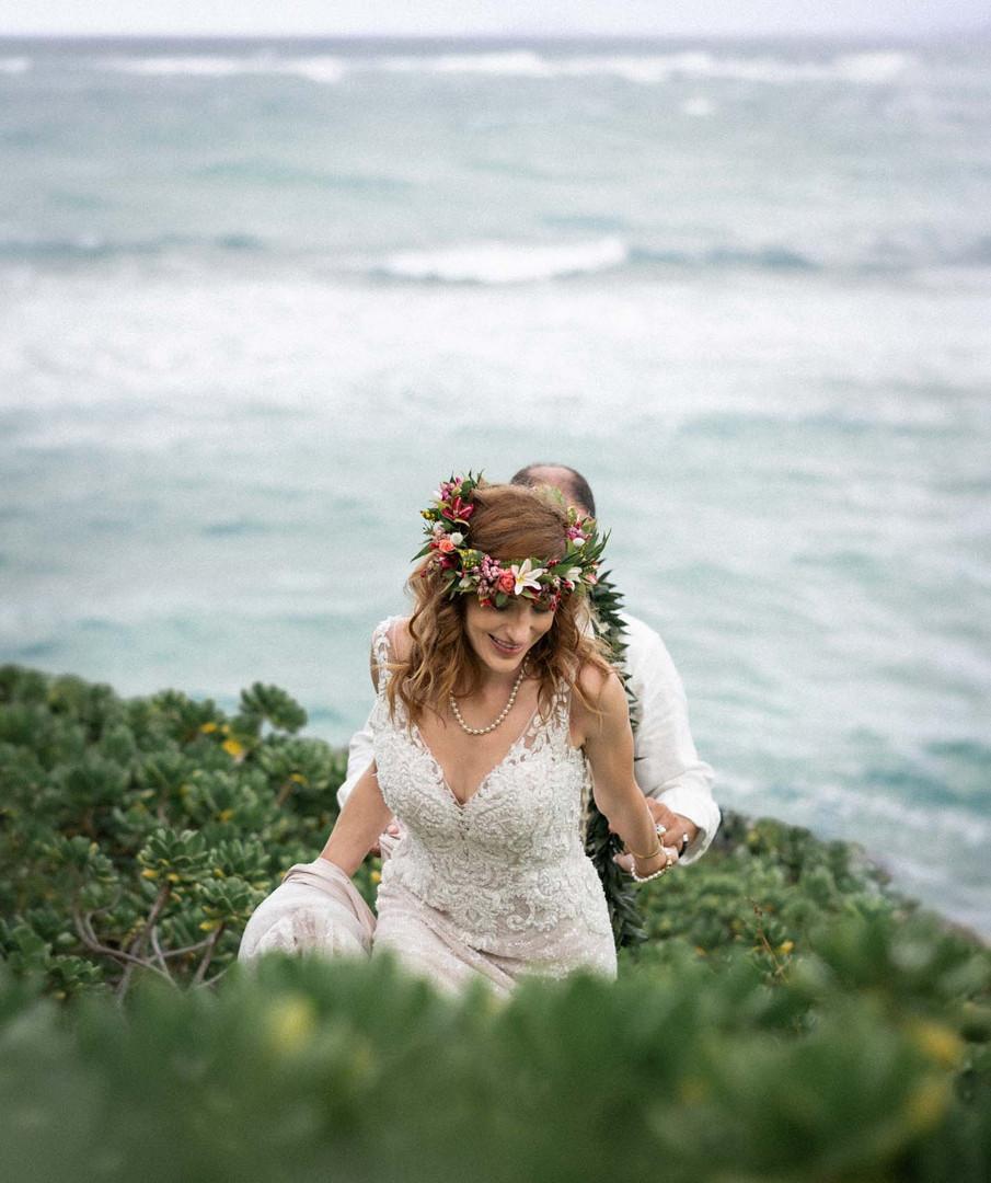 Pacific Weddings in Hawaii