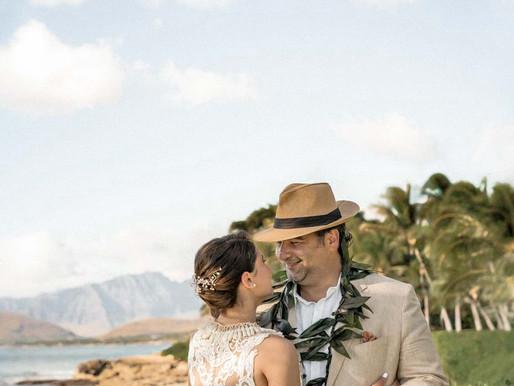 Hawaii Elopement Locations