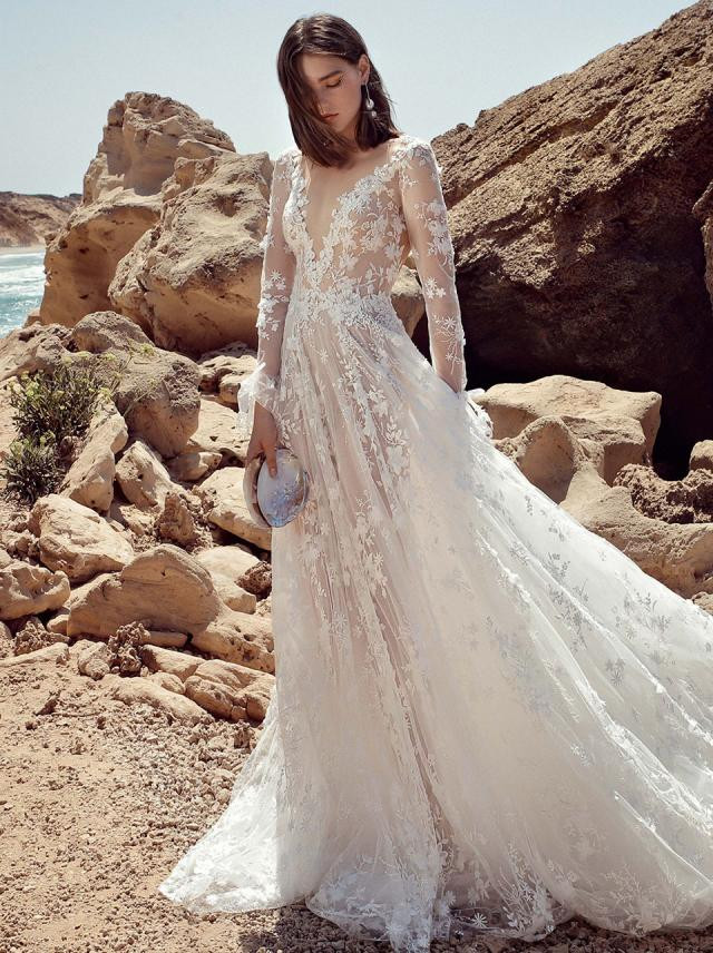 galia lahav los angeles wedding dress