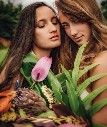 Hawaii Portraits Photographs