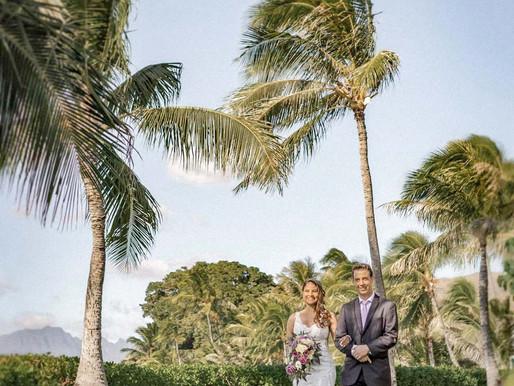 Kualoa Ranch Wedding : Top Oahu Wedding Venue