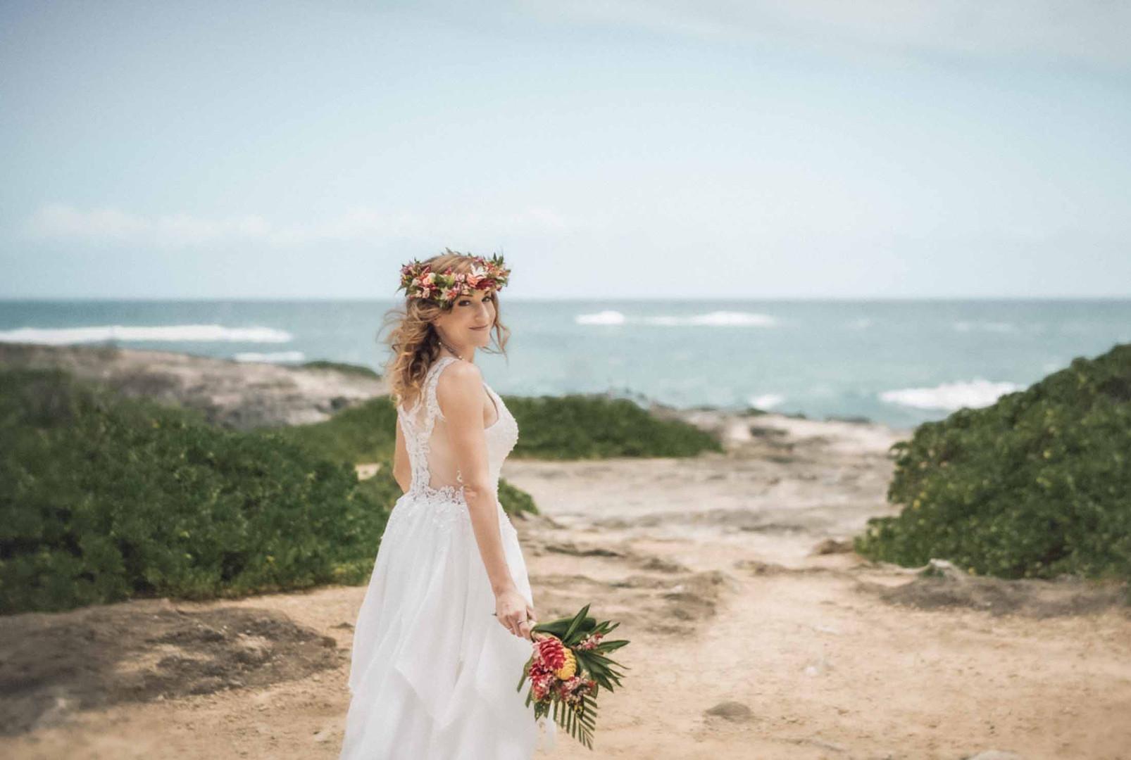 Hawaii Elopement Photographer