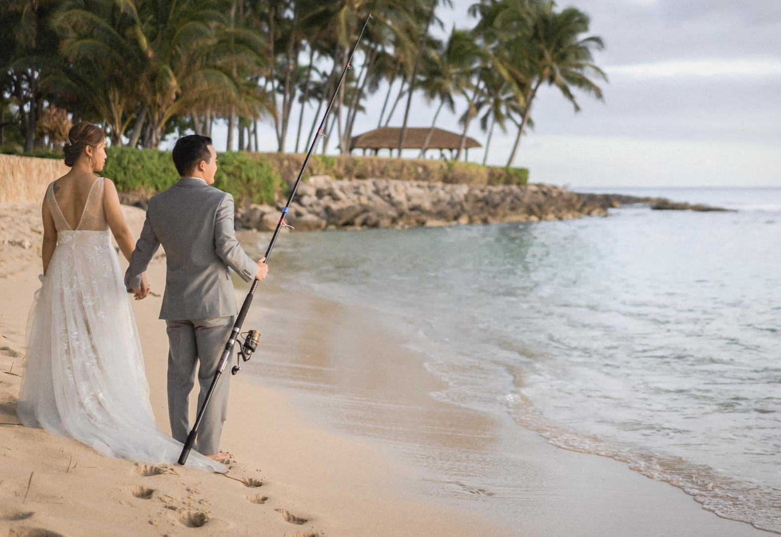 Hawaii Adventure Elopement Photographer