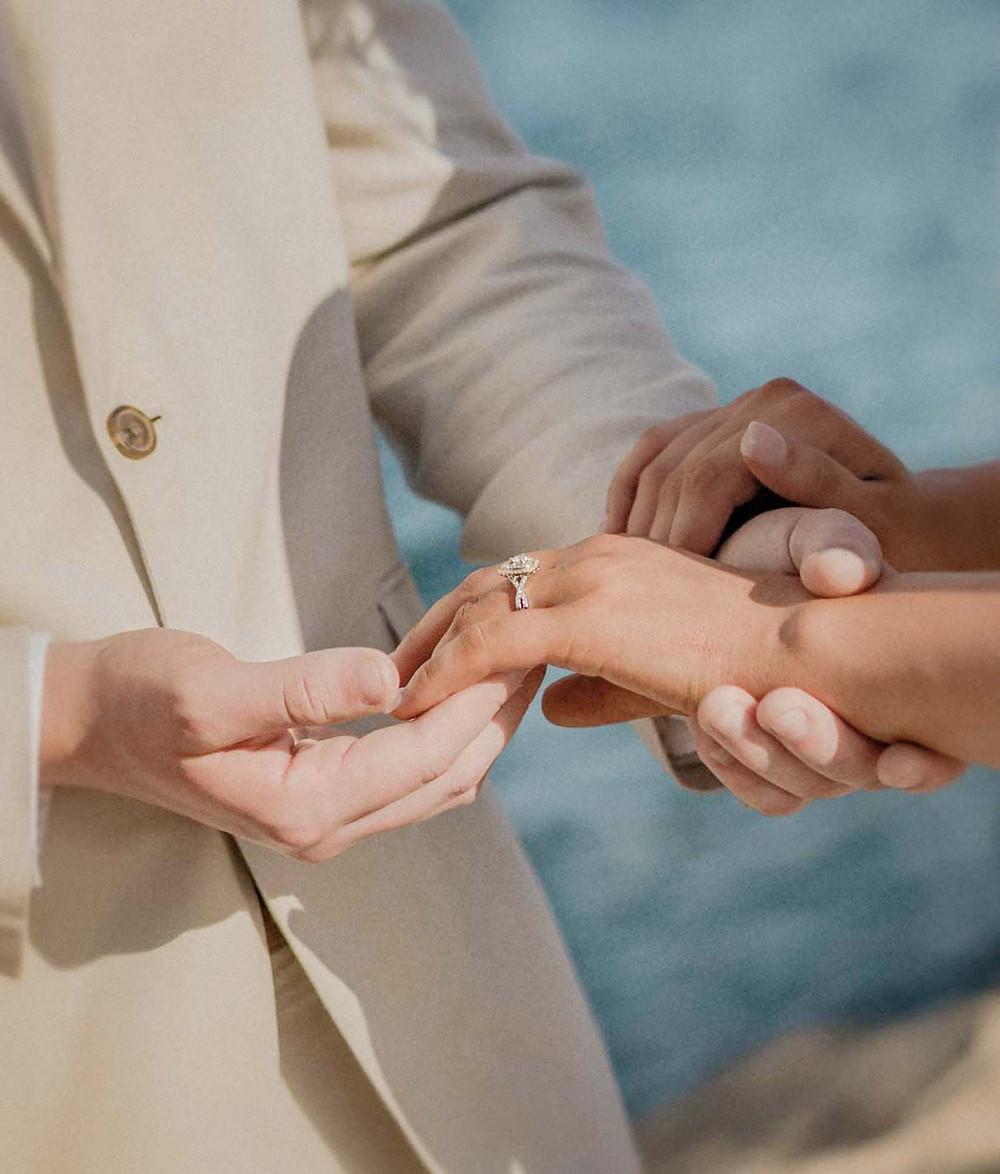 Wedding at Merrimans Maui in Hawaii