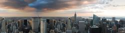 239 Скинали Нью-Йорк, мегаполис