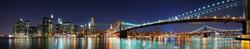 240 Скинали Ночной город, мост