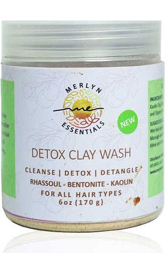 DETOX CLAY WASH