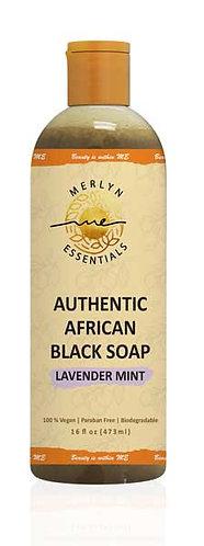 AUTHENTIC AFRCIAN BLACK SOAP
