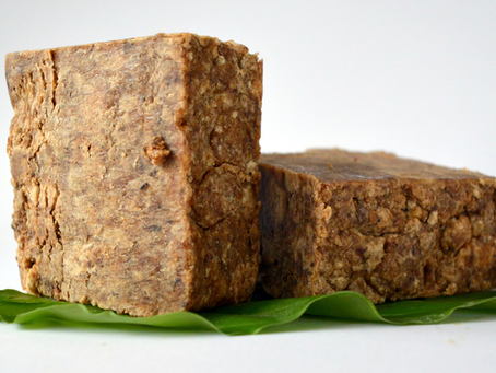 African Black Soap ----  THE HOLY GRAIL