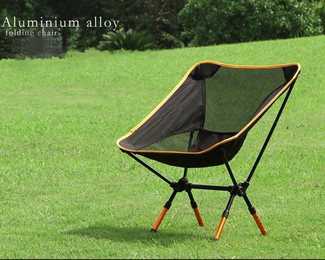 Portable Ultralight Collapsible Leisure Camping Chair