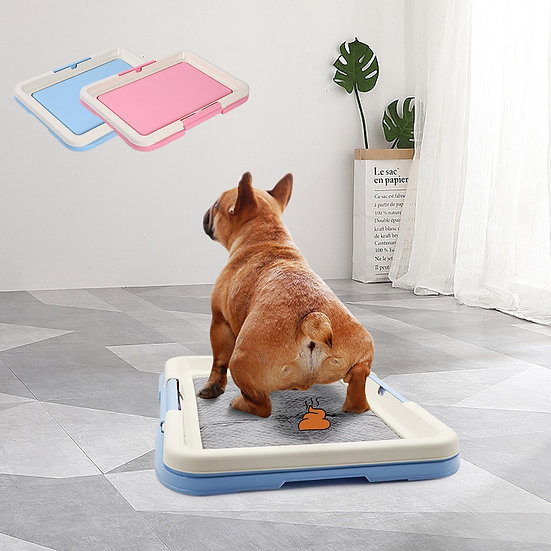 Portable Dog Training Toilet Indoor Dogs Potty Pet Toilet for Small