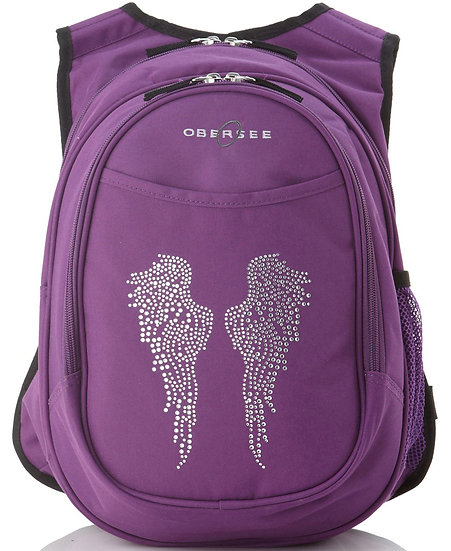 Obersee Mini Preschool All-in-One Backpack for Toddlers