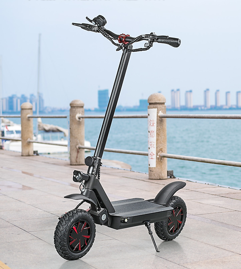 Cams Eco Scooter