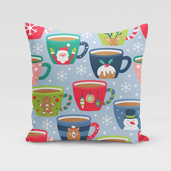 Hot CoCo Pillow Cover
