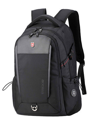 RUIGOR EXECUTIVE 26 Luxury Backpack Black