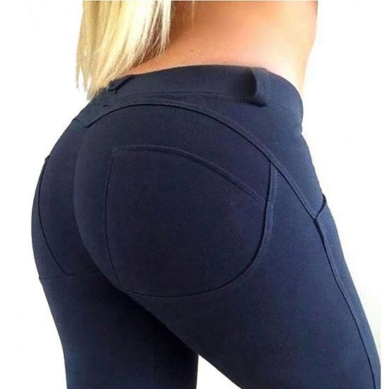Low Waist Leggings Women Sexy Hip Push Up Legging
