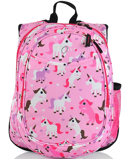 O3KCBP020 Obersee Mini Preschool All-in-One Backpack for Toddlers and