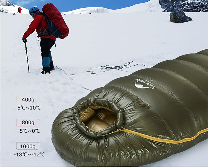 Nature Hike Sleeping Bag