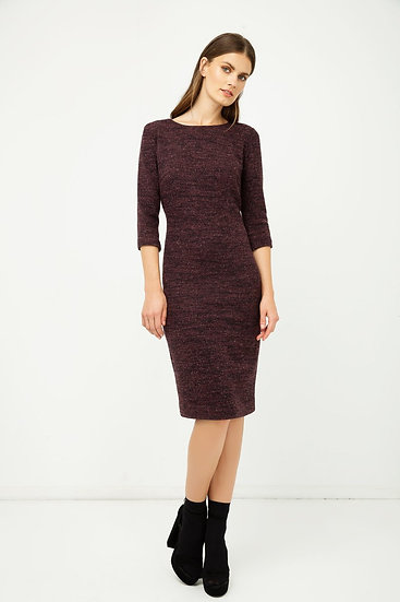 Woolen Aubergine Winter