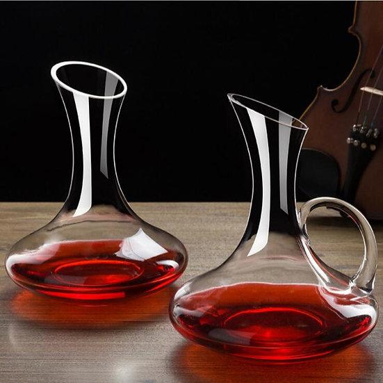 Decanter Handmade Crystal Red Wine