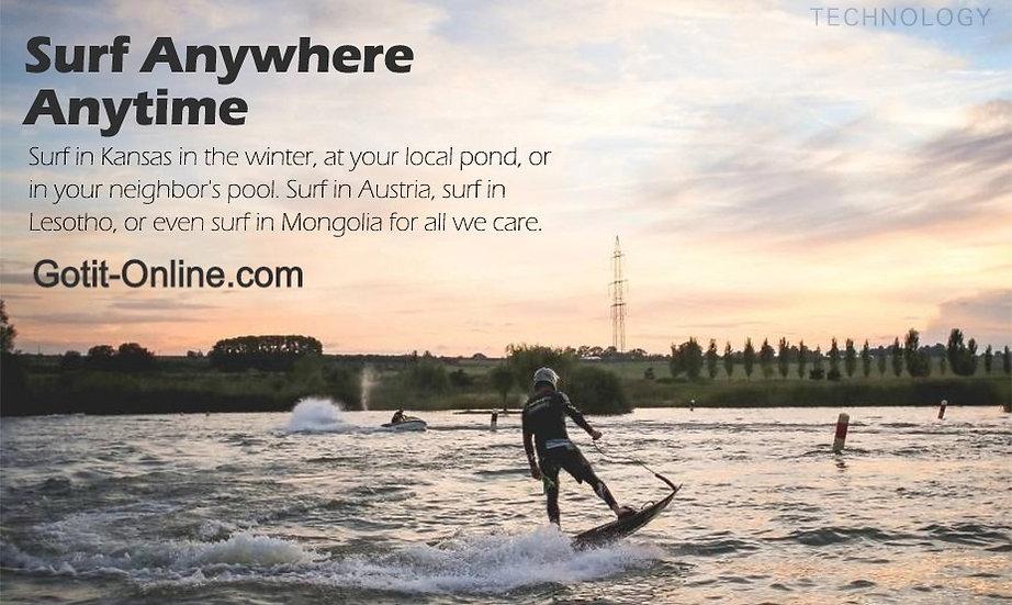 E-Surfboard
