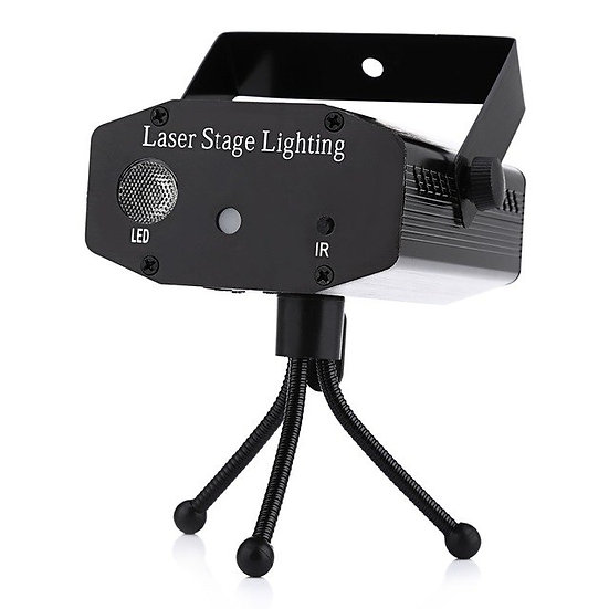 Lightme R&G Holiday Laser Dj Disco Projector AC