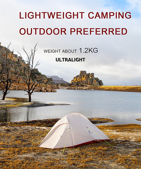 Nature Hike Camping Tent