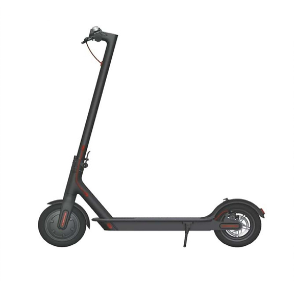 Electric Kick Scooter Lux