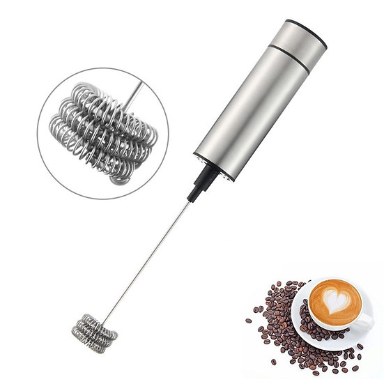 Milk Froth Former Stirring Whisk Head Agitator