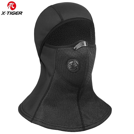 Face Mask Cap Ski  Mask Thermal Fleece