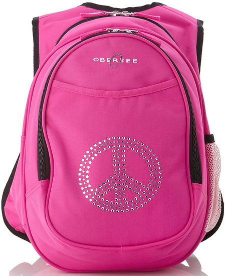 O3KCBP002 Obersee Mini Preschool All-in-One Backpack for Toddlers and