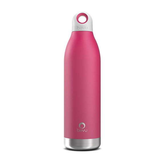 Bevu® DUO Insulated Bottle Magenta. 550ml / 18oz