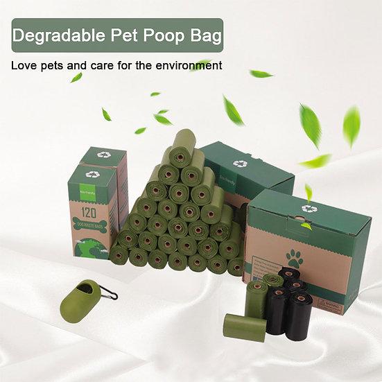 Degradable Pet Poop Bag