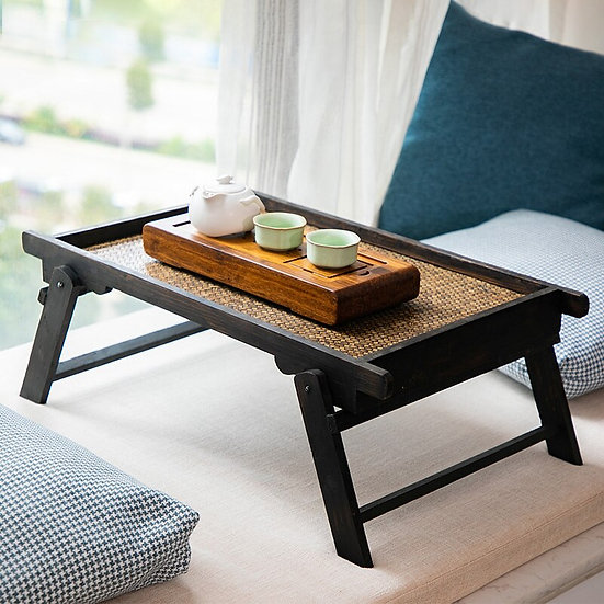 Japanese Household Folding Low Table Bay Window Small Tea Table