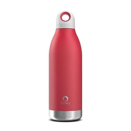 Bevu® DUO Insulated Bottle Magenta. 450ml / 15oz