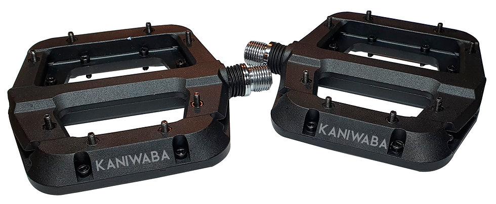 KANIWABA Flat Pedals Type 1