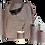 Thumbnail: 61/6081/S/TER // MATERA COMPLETA GLITTER  // VARIOS COLORES