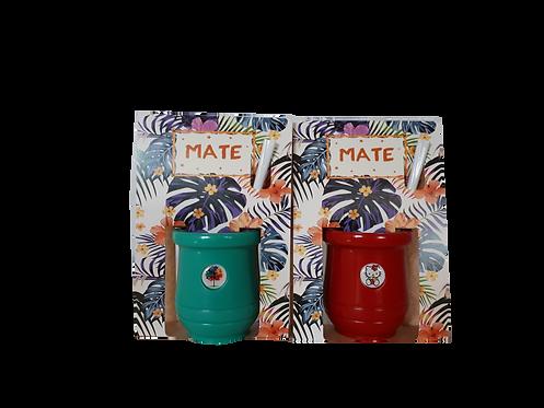 60/4082 MATE MAGO CON DOME MOTIVO