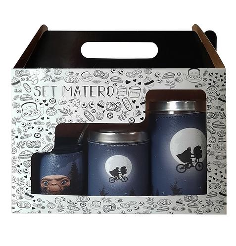 SET MATERO IMPRESO EN CAJITA // LATAS + MATE // D65