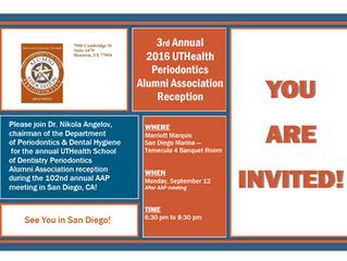 AAP San Diego Reception